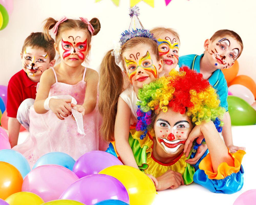 Hry na detskú párty