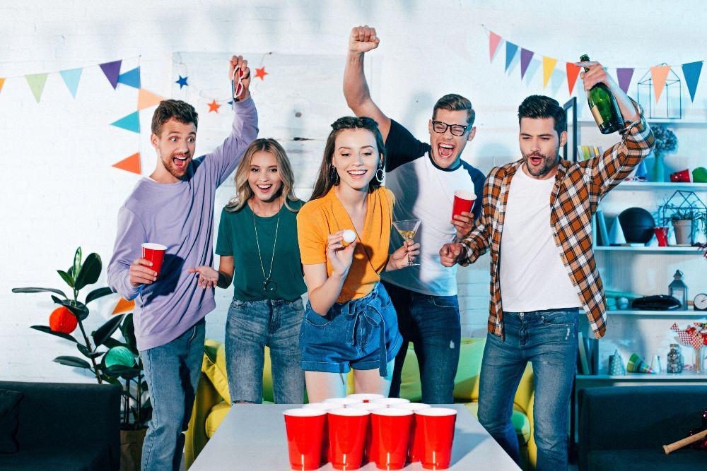 Hry na párty